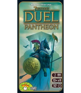 Seven Wonders Duel: Pantheon