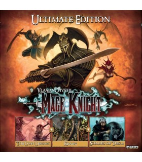 شوالیه جادو (Mage Knight Ultimate Edition)
